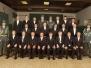 2004 Vorstand des Schützenvereins