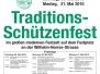 2010 Schützenfest in der Feldmark I und II