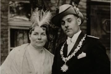 1928 Wilhelm I. Gahlen - Maria I. Bispeling geb. Hammacher