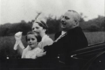 1938 Theo I. Holthaus - Elisabeth I. Greiling geb. Asbach