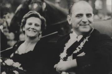 1949 Heinrich I. Krietemeyer - Maria II. Böckenhoff geb. Meyer