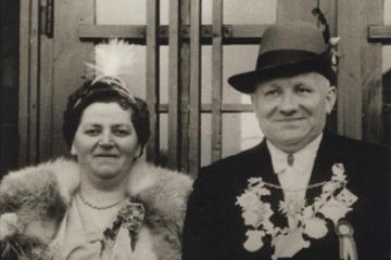 1952 Johann II. Breuer - Gertrud I. Heynck geb. Wolf