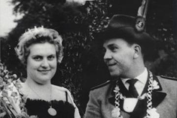 1960 Ferdinand II. Sax jr. - Ingrid I. Krietemeyer