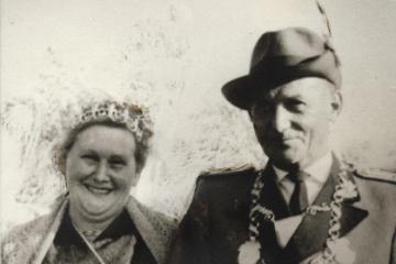 1962 Heinrich II. Rogge - Anna I. Fockenberg geb. Schlüter