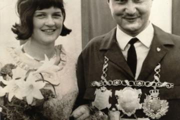 1966 Paul I. Ekamp - Elisabeth II. Dreckmann