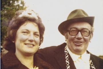 1974 Heinrich IV. Voßbeck-Elsebusch - Margot I. Klapcheck geb. Hoder