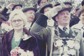 1978 Johannes VI. Boermann - Hedwig I. Bellendorf-Hofterheide geb. Rotthoff