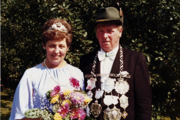 1980 Karl-Heinz I. Gerlach - Irmgard I. Naßmacher geb. Girgenrath