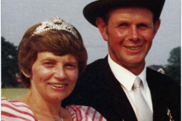 1982 Johannes VII. Klapheck - Gisela I. Schäpers geb. Klapheck