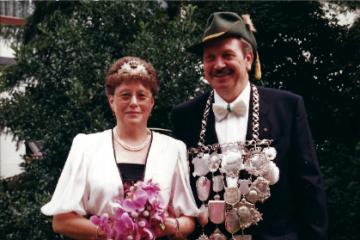 1988 Norbert I. Naßmacher - Anni III. Krauel geb. Peuler