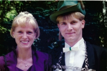 1990 Heinz-Josef I. Knopp - Hilde I. Reuter geb. Markötter