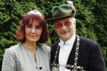 1996 Klaus I. Nitsch - Monika I. Reuter geb. Bücker