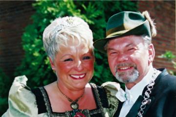 1998 Bertold I. Steinkamp - Elisabeth III. Dreckmann geb. May